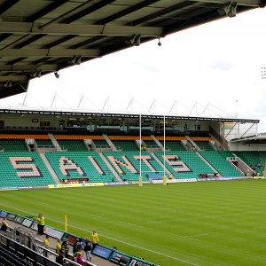 Gallagher Premiership Round  3 Northampton Saints v Saracens