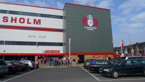 Gallagher Premiership Round  1 Gloucester v Northampton Saints